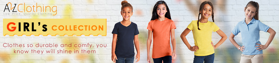 Girls Henely Wholesale Clothing