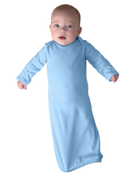 Rabbit Skins Infant Baby Rib Layette 4406